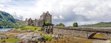 Hotels near Eilean Donan Castle