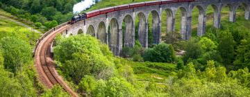 Hotels near Glenfinnan Viaduct