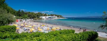 Hotels near Bacvice Beach