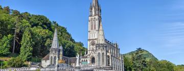 Khách sạn gần Thánh đường Đức Mẹ Lourdes