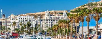 Hotéis perto de: Porto de Alicante