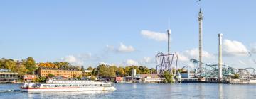 Hotels near Gröna Lund Amusement Park