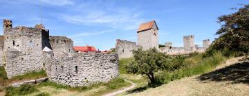 Hotell nära Visby ringmur