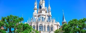 Hotels near Tokyo Disneyland