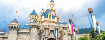 Hotels near Hong Kong Disneyland