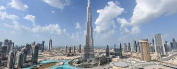 Hotels near Burj Khalifa
