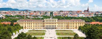 Hotels near Schönbrunn Palace