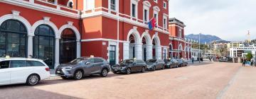 Железнодорожный вокзал Лугано: отели поблизости