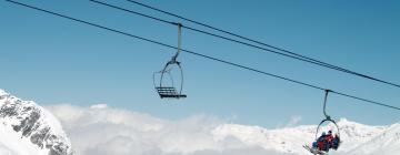 Rosset Ski Lift: Hotels in der Nähe