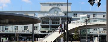 Hotels in de buurt van station Kumamoto