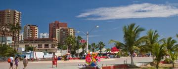 Hotéis perto de: Praia El Murcielago