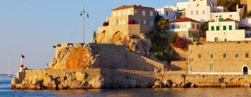 Hotels near Hydra Port
