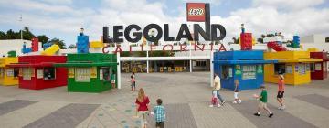 Hotels near Legoland California