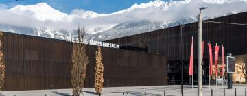 Hotels near Innsbruck Exhibition Center
