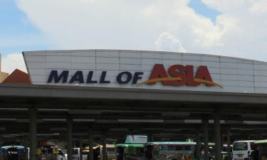 Hotels near SM Mall of Asia