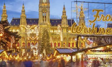 Hotels near Vienna Christmas Market