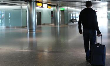 Heathrow Terminal 2: Hotels in der Nähe
