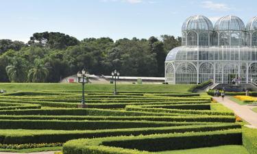 Hotéis perto de: Jardim Botânico