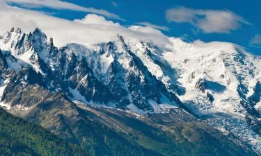 Hotels near Mont Blanc