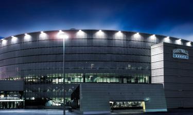 Hartwall Arena – hotellit lähistöllä