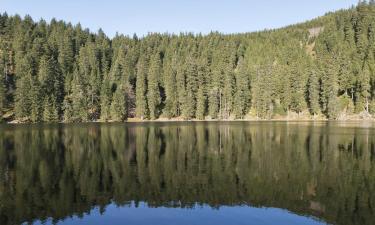 Озеро Муммельзе: отели поблизости