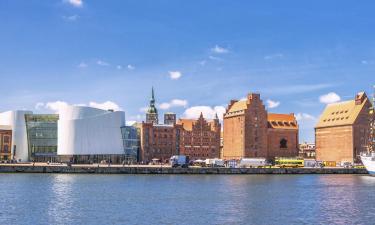Hotels near Stralsund Harbour