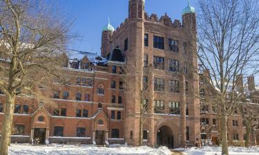Hoteluri aproape de Universitatea Yale
