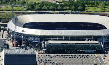 Hotels near Feijenoord Stadium