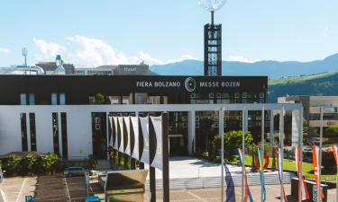 Hotels near Bolzano Exhibition Center