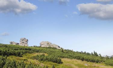 Hora Szrenica – hotely poblíž