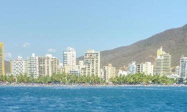 Пляж Эль-Родадеро: отели поблизости