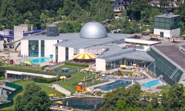 Alpentherme Gastein: Hotels in der Nähe