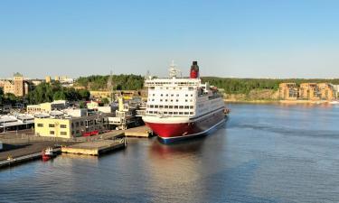 Hotels near Turku Harbour