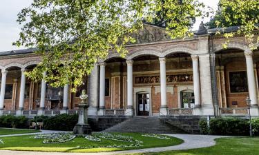Hotels near Casino Baden-Baden