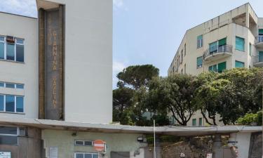 Ospedale Gaslini: hotel