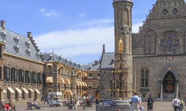 Hotels near Binnenhof