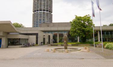 Hotels near Kongress am Park Augsburg Convention Center
