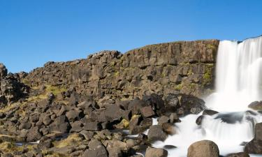 Hotels near Thingvellir National Park