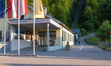 Hotels near Salzwelten Hallstatt
