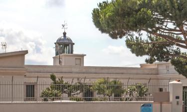 Faro di Capo Vaticano: hotel