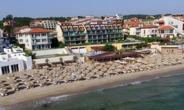 Hotels near Bamboo Beach