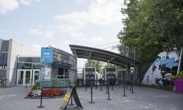 Hotéis perto de: Parc Aquarium du Quebec