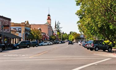 Hotels near Sonoma Plaza