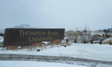 Hotéis perto de: Thompson Rivers University