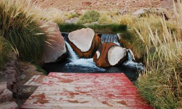 プリタマ温泉周辺のホテル
