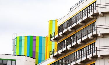 Hotels near University of Duisburg-Essen