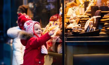 Hotels near Dortmund Christmas Market