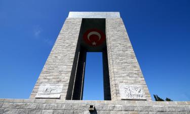 Hotels near Canakkale Martyrs' Memorial