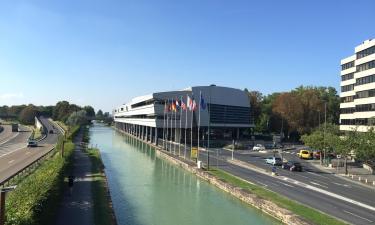 Hôtels près de: Centre des congrès de Reims Champagne