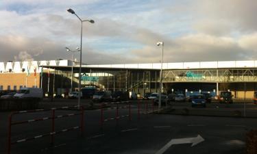 Hotels in de buurt van MECC Maastricht